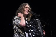 &#8220;Weird Al&#8221; Yankovic Co-Wrote Today&#8217;s <em>New York Times</em> Crossword