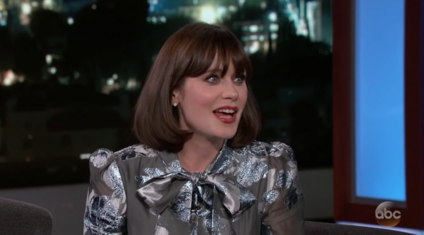 Zooey Deschanel Explains How Prince Asked 2 B On New Girl
