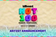 DJ Snake, Future, & Rae Sremmurd To Headline Billboard Hot 100 Fest