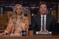 Cardi B Co-Hosts <em>The Tonight Show</em>: Watch Her Tell Jokes And Tell John Mulaney He Looks Like The Pet Shop Boys