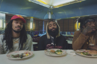 "Flatbush Zombies Share ""Vacation"" (Feat. Joey Bada$$) And Short Film With Lin-Manuel Miranda, Ice T, & John Leguizamo"