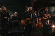 Watch John Prine Perform With Sturgill Simpson &#038; Brandi Carlile On <em>Colbert</em>