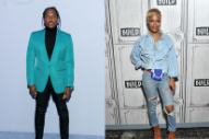 Kanye Says Pusha T Album Out In May, Teyana Taylor Out In June
