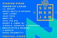Hot 97 Summer Jam 2018 Lineup