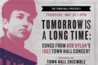 Laurie Anderson, Mark Kozelek, Emily Haines, & More Restage 1963 Bob Dylan Show In NYC