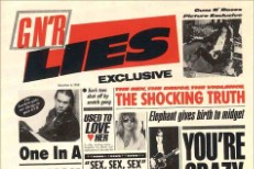 Guns N' Roses' Massive New Box Set Omits