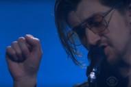 Watch Arctic Monkeys Rock Out &#8220;She Looks Like Fun&#8221; On <em>James Corden</em>