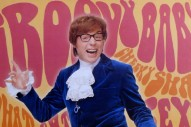 Watch Mike Myers Sing The <em>Austin Powers</em> Song &#8220;BBC&#8221; With Mac DeMarco &#038; Weyes Blood