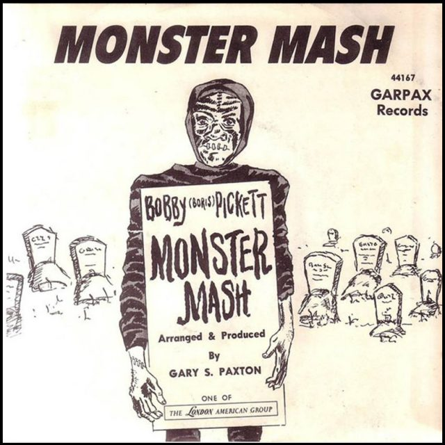 Image result for monster mash bobby pickett