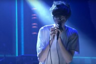 Watch Car Seat Headrest&#8217;s Energetic, Self-Aware <em>Tonight Show</em> Performance