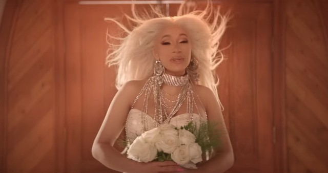 Cardi-B-Be-Careful-video