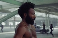 "Childish Gambino's ""This Is America"" Debuts At #1"