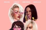 "Rita Ora – ""Girls"" (Feat. Cardi B, Bebe Rexha, & Charli XCX)"