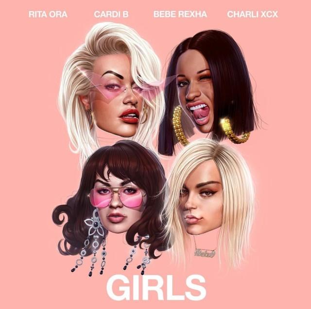 "Rita Ora - ""Girls"" (Feat. Cardi B, Bebe Rexha, & Charli XCX)"