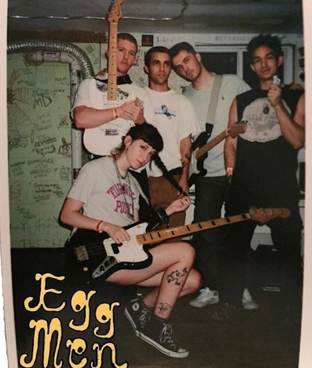 Egg-Men