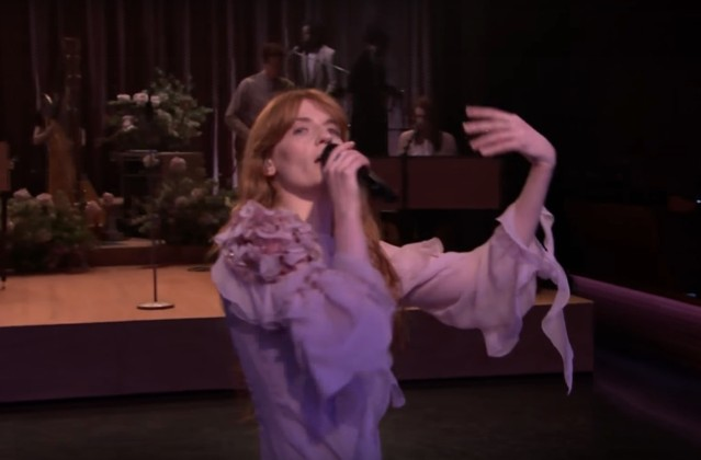 Florence-And-The-Machine-on-Fallon