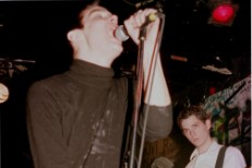 Jonathan Fire*Eater in Concert at CBGB's - 1996