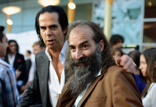 Nick Cave & Warren Ellis to score new 'Serial'-inspired series