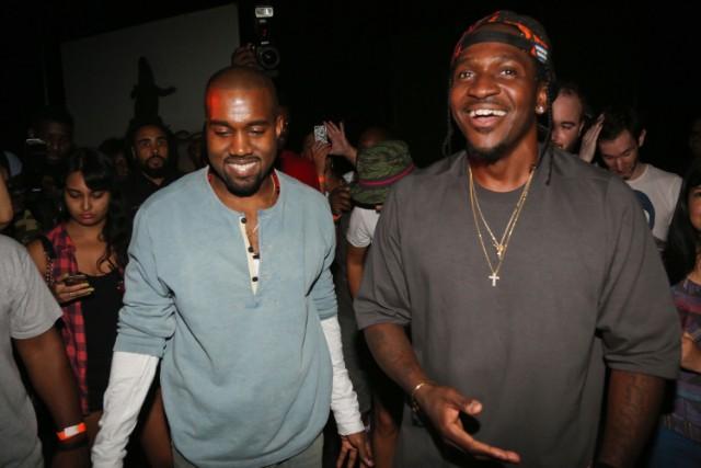 Kanye West & Pusha T