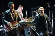 "U2 Play ""Acrobat"" For The First Time Ever — Watch"