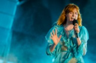 "Watch Florence + The Machine Debut New Songs ""Patricia"" & ""100 Years"" In Halifax"