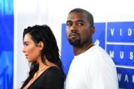 Kanye, Drake, Rhymefest, & Kim Kardashian Embroiled In Donda's House Drama