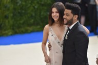 "The Weeknd Scrapped An ""Upbeat"" Album Made Before He Broke Up With Selena Gomez"