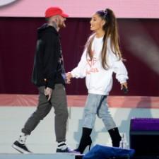 Ariana Grande On