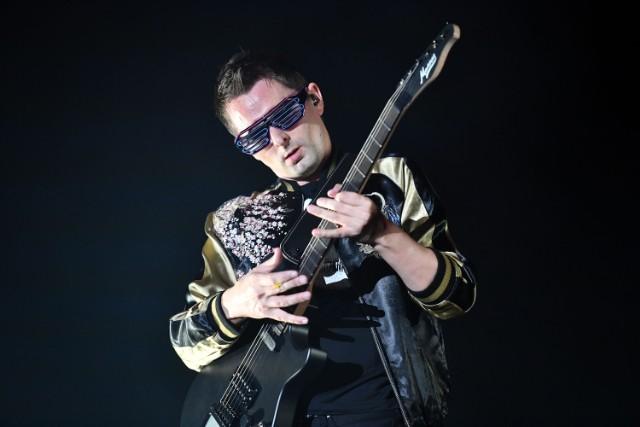 Muse's Matthew Bellamy
