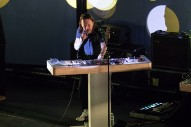 """Thom Yorke Debuts New Song """"The Axe"""" In Florence: Watch"""