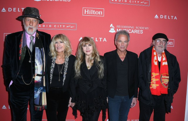 Lindsey Buckingham speaks out after departure from Fleetwood Mac