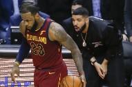 NBA Wants Drake To Tone It Down
