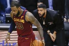 Drake and LeBron James