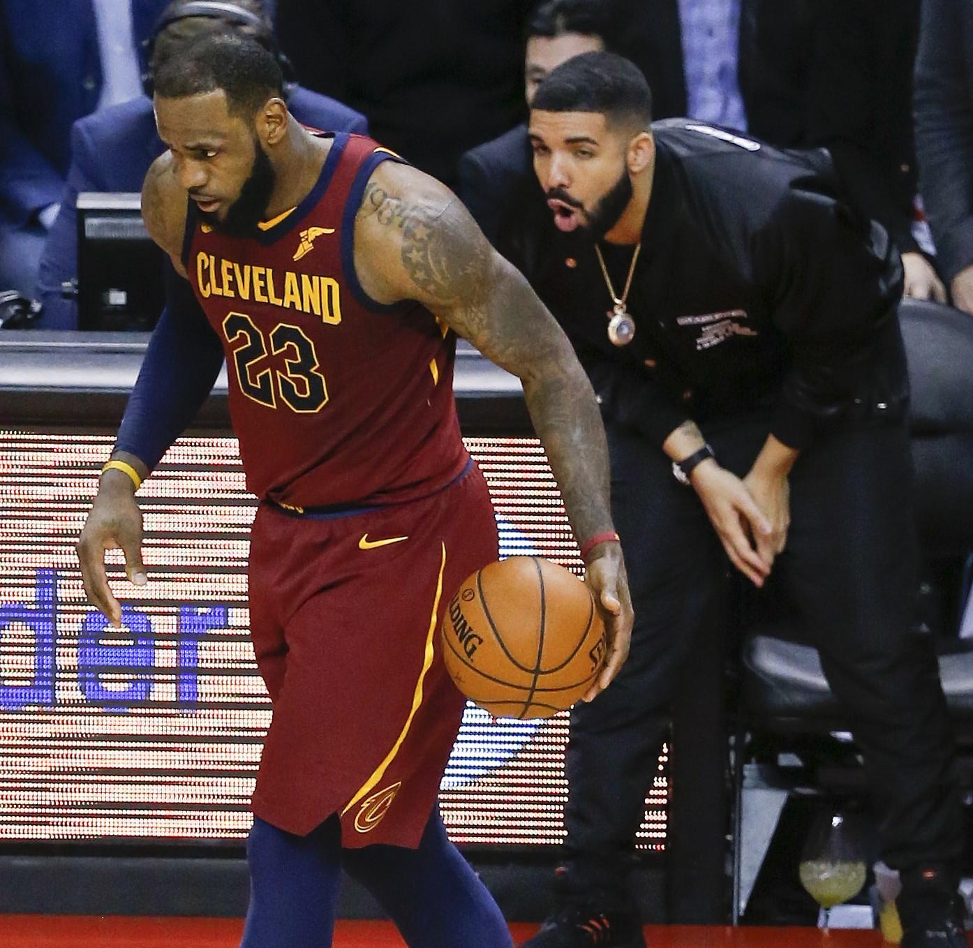 Nba Tells Drake To Cool It After Kendrick Perkins Argument