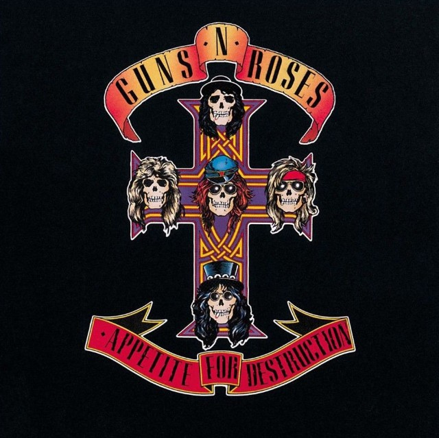 Guns N' Roses announce deluxe reissue of 'Appetite For Destruction'