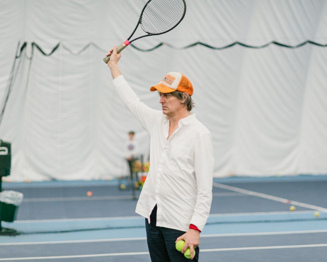 The Casual Tennis Fans Nostalgia For >> Stephen Malkmus Interview Tennis Lessons With The Indie Legend