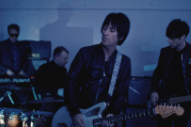 "Johnny Marr – ""Walk Into The Sea"" Video"
