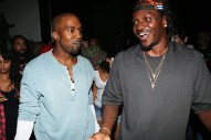 Kanye West Reveals Track Lists For Kid Cudi Joint Album &#038; Pusha T&#8217;s <em>King Push</em> Project