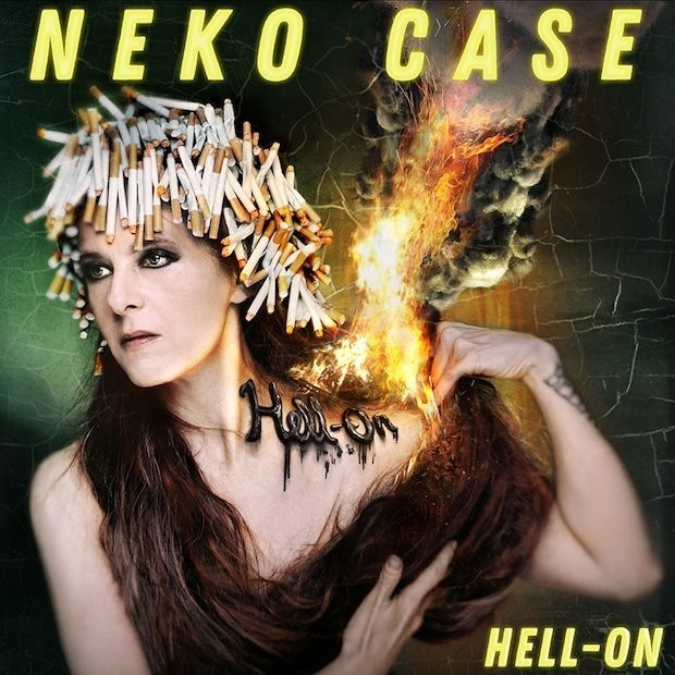 Image result for Neko Case - Hell On