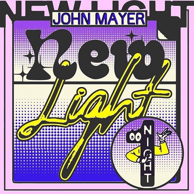 "John Mayer - ""New Light"""