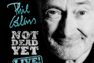 Phil Collins Announces First North America Tour In 12 Years