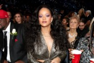 Rihanna Is Making A Reggae Album, Is Not Friends With Drake