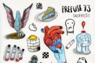"Prefuse 73 – ""Silver & Gold"" (Feat. James Tillman)"