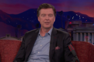 James Comey Sings Beyoncé On <em>Conan</em>