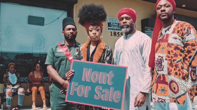 "Sudan Archives - ""Nont for Sale"" Video"