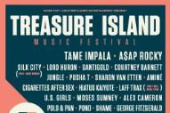Treasure Island Music Festival Returns With Tame Impala, Pusha T, & More