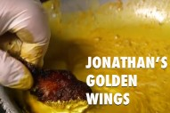 Tim Heidecker Wrote A Pretty Good Rock Song About Jonathan Cheban's Disgusting Gold-Encrusted Chicken Wings