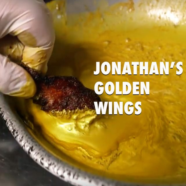 Jonathan's Golden Wings by Tim Heidecker