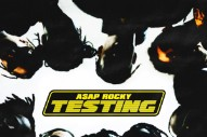 A$AP Rocky&#8217;s New Album <em>Testing</em> Apparently Out This Week