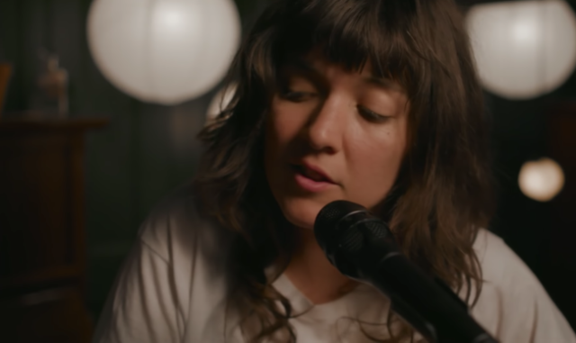 Watch Courtney Barnett Cover Gillian Welchs Everything Is Free